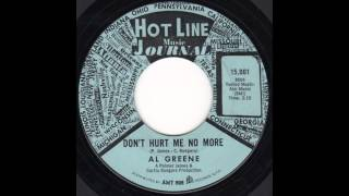 Don't Hurt Me No More-Al Greene-1967