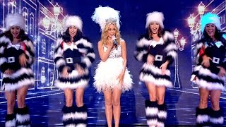 Kylie Minogue - It's The Most Wonderful Time Of The Year (Royal Variety 2015)