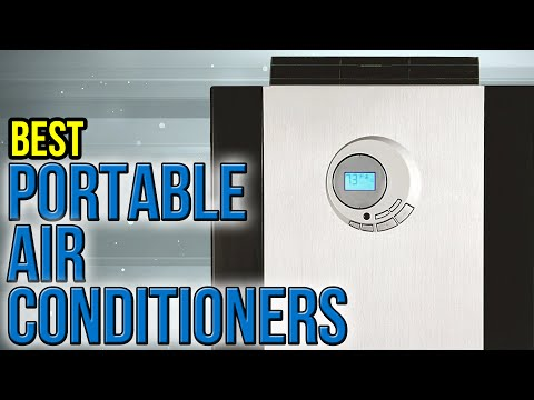10 Best Portable Air Conditioners 2017