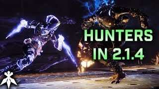 Destiny 2: Hunter Super Changes in 2.1.4! | Updated Subclass Buffs  Nerfs! (Black Armory)