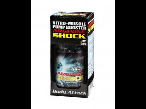 Nitro Muscle Pump Booster By Body Attack Review