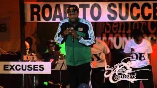 """Sugar Mas 41 - King Konris """"By De Breath"""" (LIME Senior Calypso Monarch Finals)"""