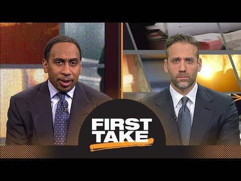 First Take reacts to Aaron Rodgers being medically cleared to return | First Take | ESPN