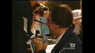 Franco Battiato in concerto a Bari (27-08-1998)