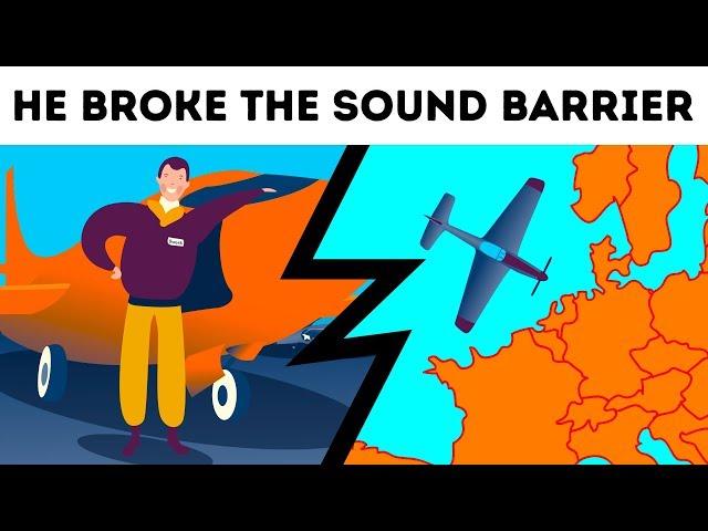 Video de pronunciación de Chuck yeager en Inglés