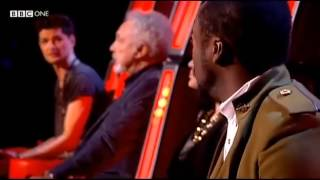 The Voice 2013 - Fields of Gold, Bronwen Lewis.