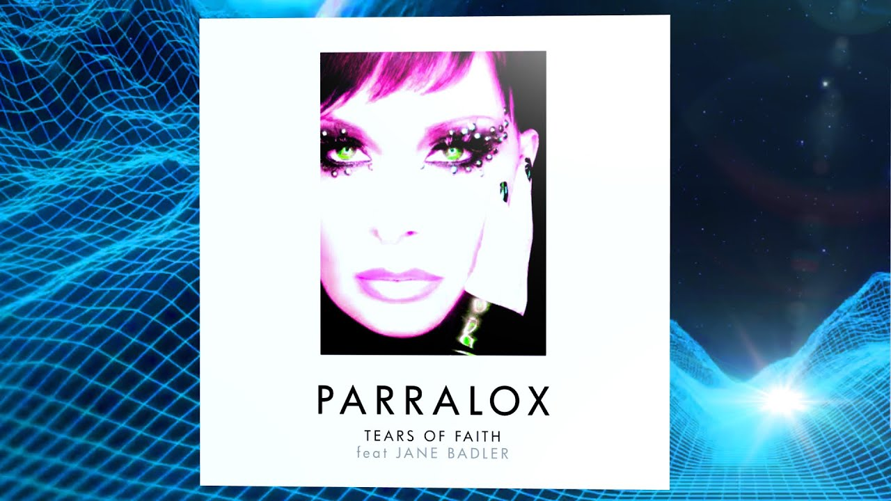Parralox - Tears of Faith feat Jane Badler (Music Video)