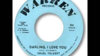 Israel Tolbert - Darling, I Love You 1969