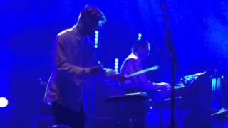 "FFS (Franz Ferdinand + Sparks) ""So Desu Ne"" (Live (Partial) ): Fri. 10/2/15 @ Orph. The.; Boston, MA"