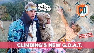 Sébastian Berthe Is The GOAT We All Needed | Climbing Daily Ep. 1757 by EpicTV Climbing Daily