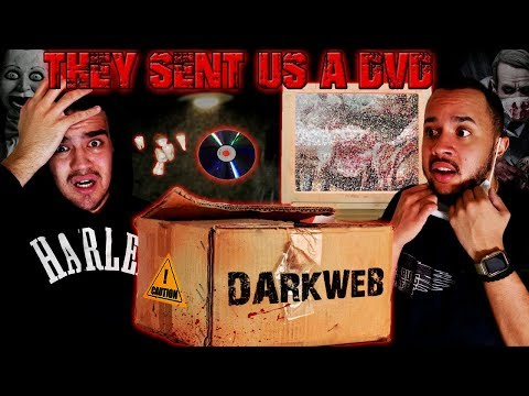 (THEY SENT US A DYBBUK BOX!?) OPENING ANOTHER $666 REAL DARK WEB MYSTERY BOX!!