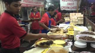 Indonesia Street Food - Jakarta - Martabak Pecenongan