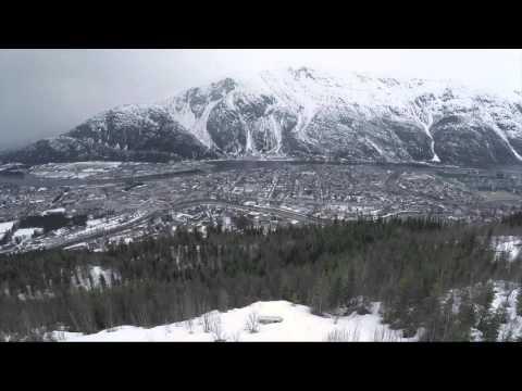 mosjøen-norway-aerial-view