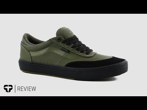 Vans Gilbert Crockett Pro 2 Skate Shoes Review - Tactics.com