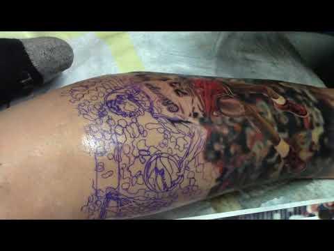 Steve Butcher Tattoo Training & Q&A Video - YouTube
