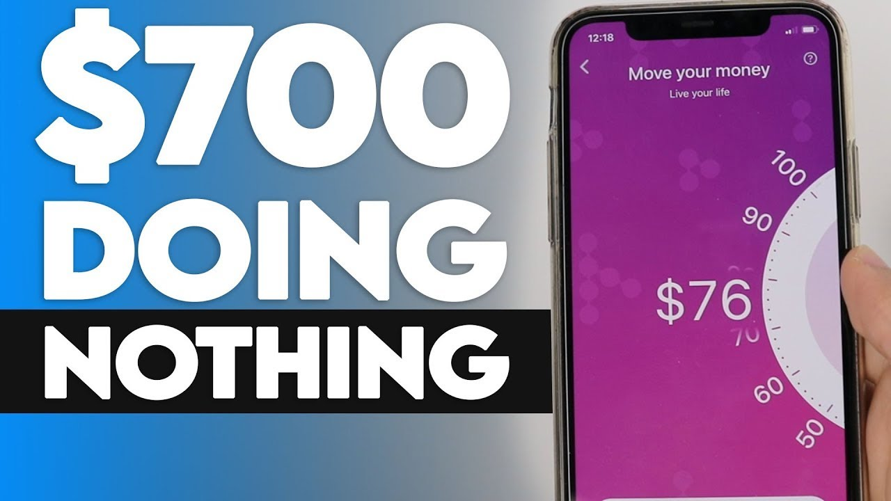 NEW App Pays $700.00 For FREE! (NO WORK) Make Money Online thumbnail