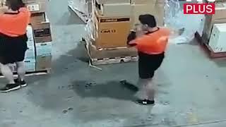 Танец грузчиков