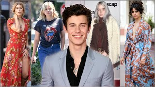 Shawn Mendes Girlfriend (2014 - 2021)