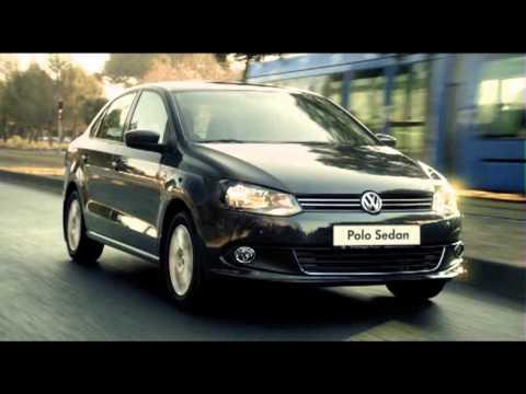 Volkswagen Polo Sedan Седан класса B - рекламное видео 3