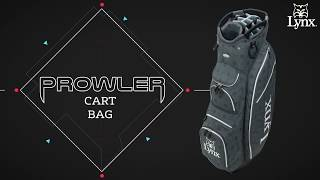 NEW 2018 Lynx Prowler Cart Bag