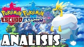 Arctozolt  - (Pokémon) - Análisis de Arctozolt - Pokémon Espada y Escudo
