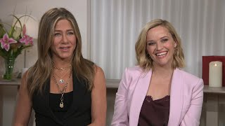 Jennifer Aniston on How Reese Witherspoon Influenced Her Decision to Return to TV (Exclusive)