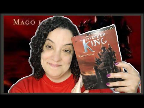 MAGO  E VIDRO - STEPHEN KING - A TORRE NEGRA