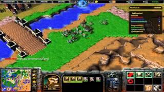 Warcraft 3 - Custom Maps: Lordaeron Tactics Ep 2 (Pt 1) - Самые