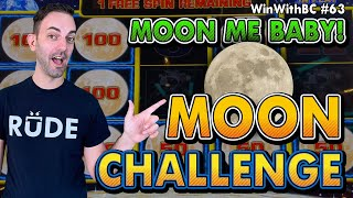 MOON ME BABY 🌕 Slot Machine Challenge that PAYS at San Manuel