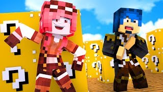 Minecraft ITA - NASCONDINO CON I LUCKY BLOCK!!