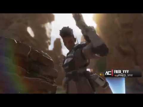 The Ultimate Caustic gas trap | Top Apex Legends plays Reddit - 1
