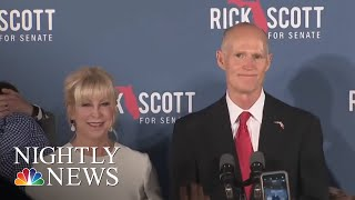 Race To Recount Votes In Florida | NBC Nightly News