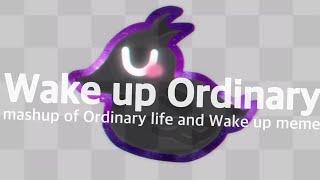 Ordinary Wake up (mashup of Ordinary Life and Wake up)