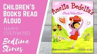 Amelia Bedelia First Valentine Book | Valentines Books for Kids | Children's Books Read Aloud