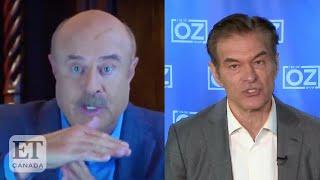 Dr. Phil, Dr. Oz Slammed For COVID-19 Lockdown Comments
