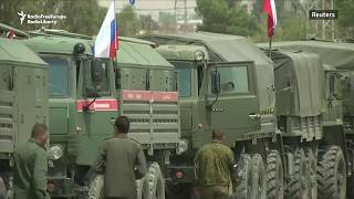 Russian Military Police Deployed For Syria's Douma - Video Youtube