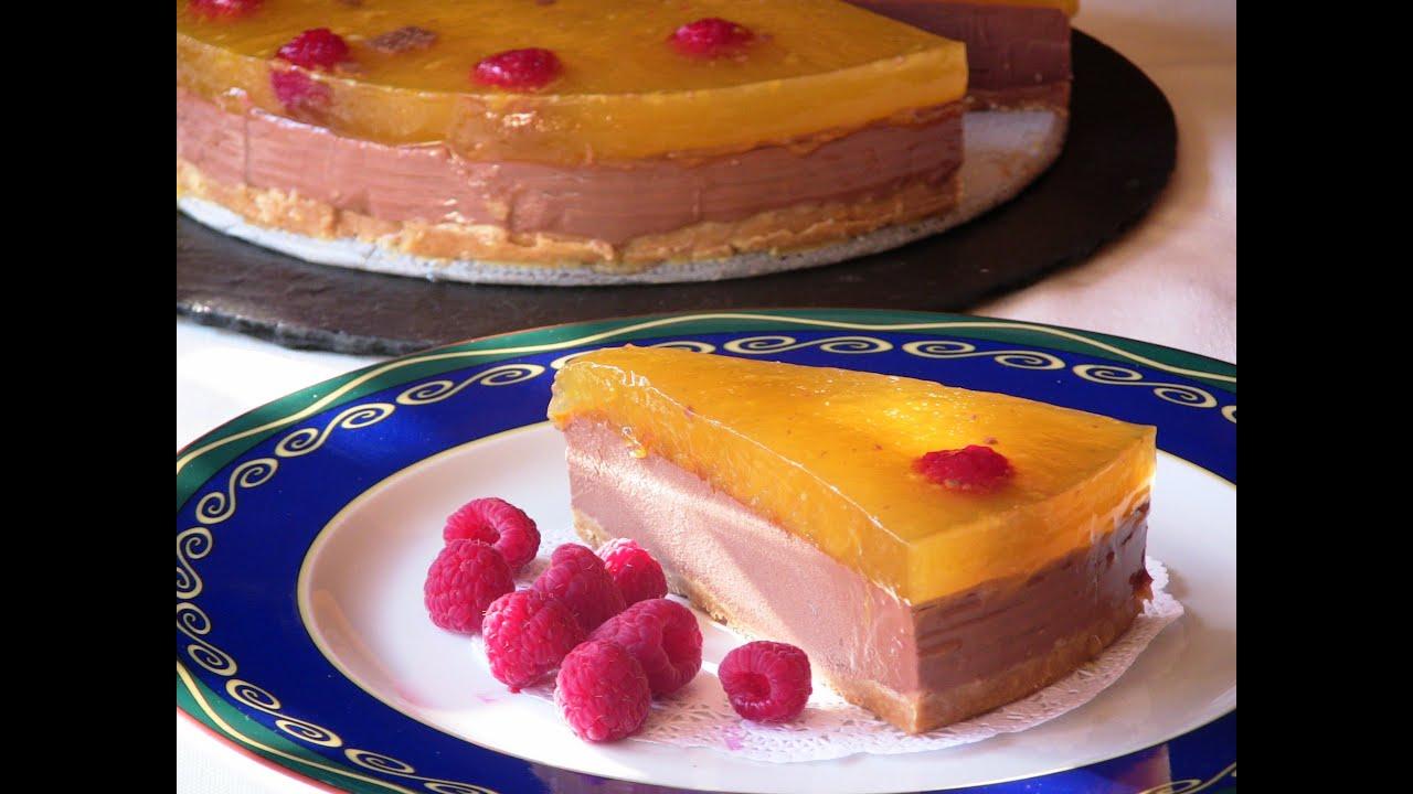 Tarta de naranja y chocolate | Javier Romero