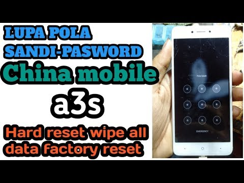 Download How To Hard Reset Factory Reset Every Chinese Android Phon