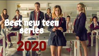 Top 10 teenage tv series(2020):best new teenage tv shows