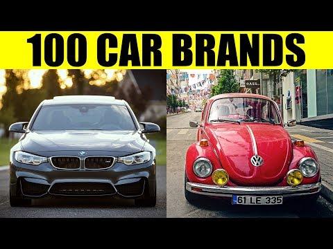 Download Top 100 Logo Cars 100 Best Car Brands Learn Car Brands W