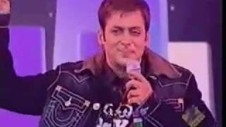Singing - SALMAN KHAN -ROCKS IN DUBAI- PERFORMANCE - 2006