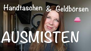 AUSMISTEN & Aufräumen Handtaschen & Geldbörsen⎮Liebeskind, Prada, Jil Sander etc.⎮Kirsty Coco