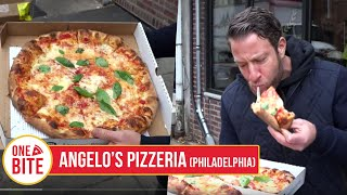 Barstool Pizza Review - Angelo's Pizzeria (Philadelphia)