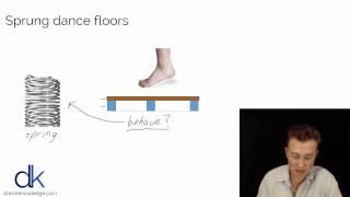 Sprung Dance Floors | Dance Knowledge on demand CPD