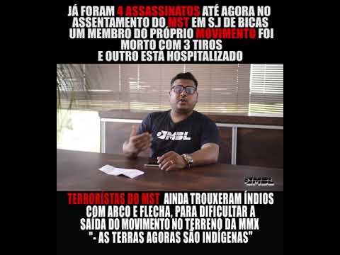 Homicídio no assentamento do MST em São Joaquim de Bicas