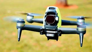 DJI FPV Drone | Cinematic Park 4K | Meadow Vista Park