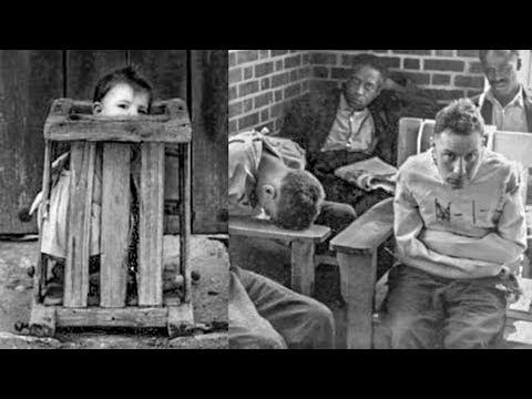 Echte horrorverhalen: kindermishandeling in een verlaten psychiatrisch ziekenhuis