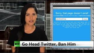 Go ahead Twitter, ban Trump! I dare you!