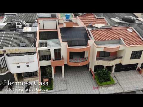 Casas, Venta, Tuluá - $550.000.000