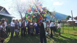 Традиційне гуцульське весілля в Карпатах. Повне відео